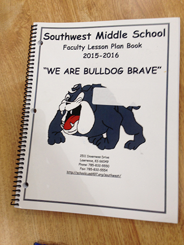 Southwest Binder